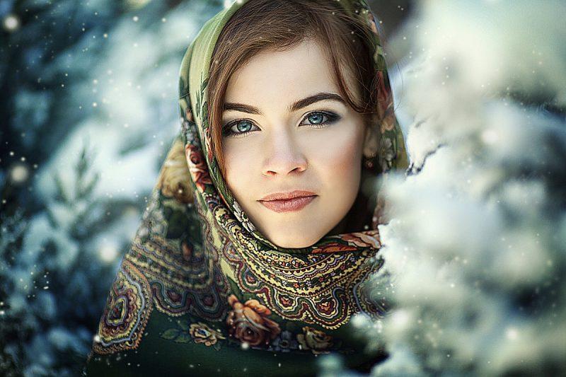 Красавицы из России