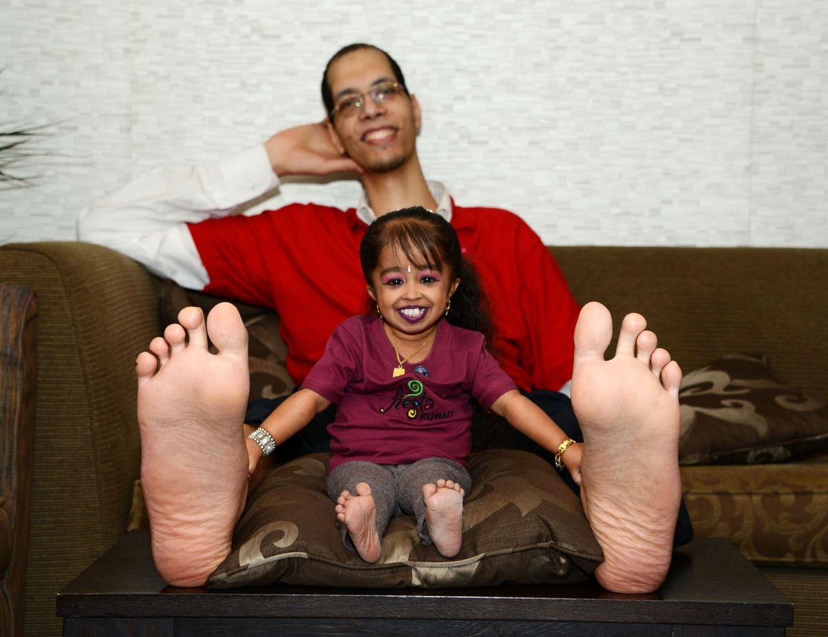 Фото сами найменши ноги