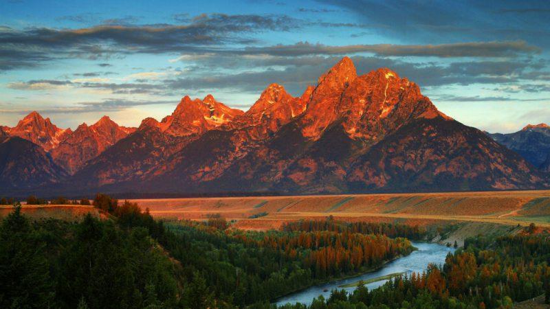 Природа Северной Америки