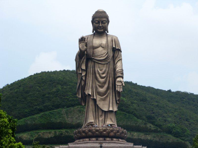 Будда в Уси