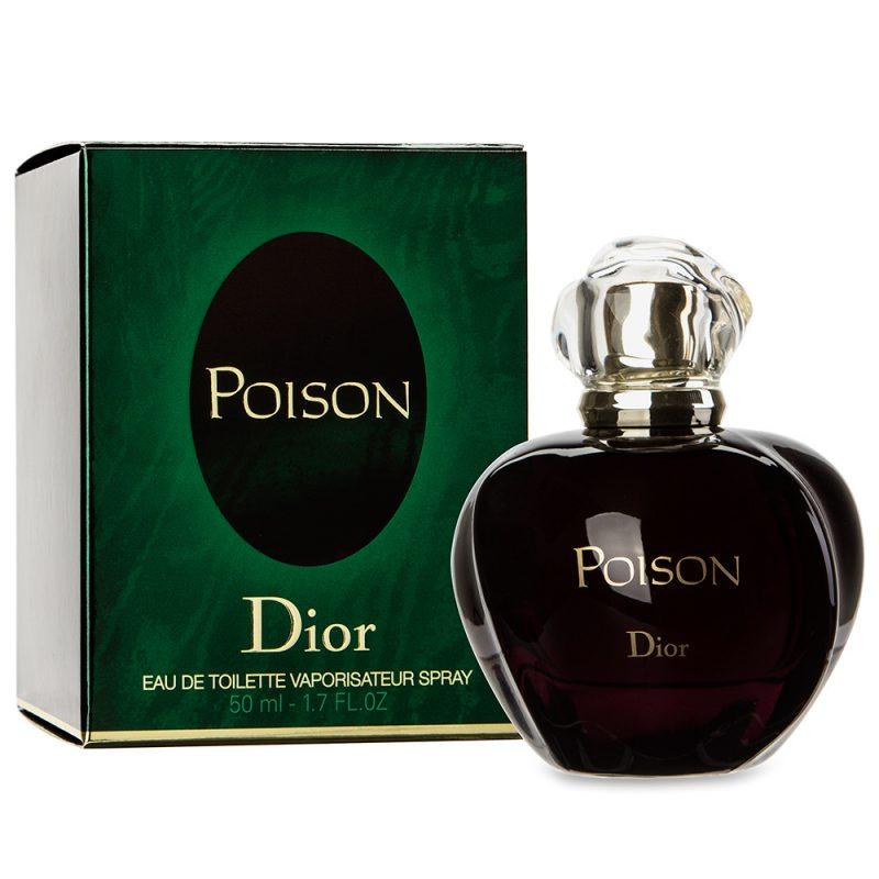 Poison от Christian Dior