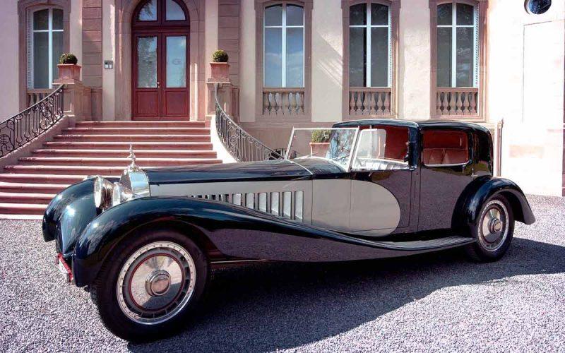Bugatti Type 41 «La Royale»