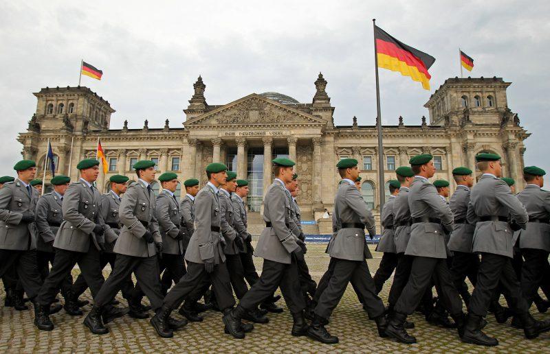 Бундесвер Германии