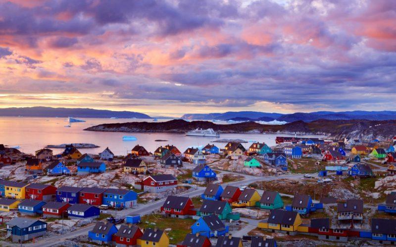 Города Гренландии