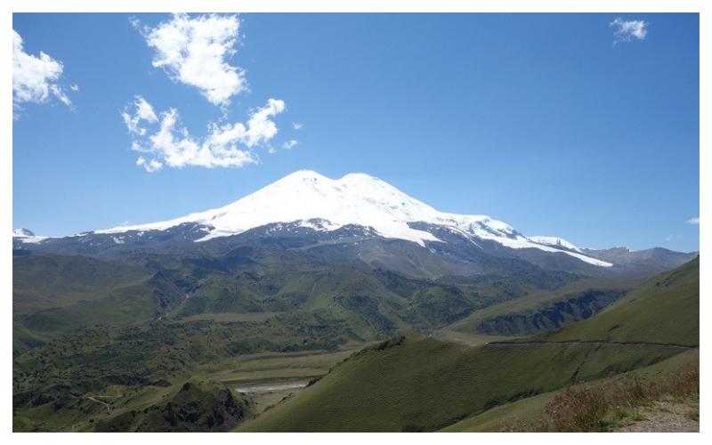 Гора Лопатина