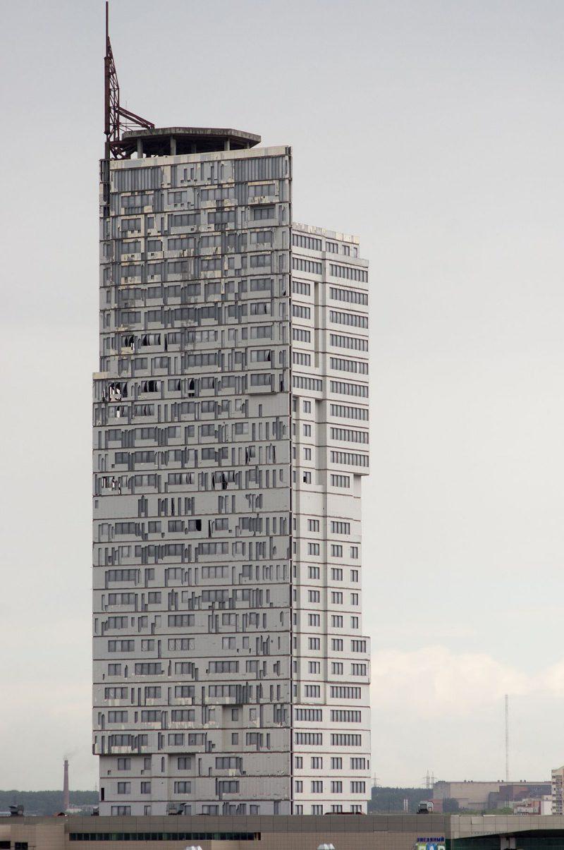 Небоскреб «Свердловск»
