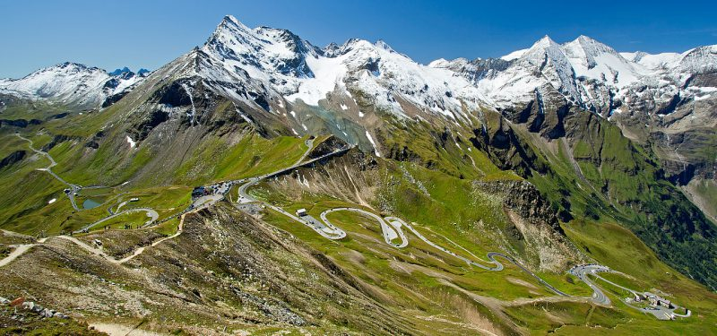 Самая высокая гора Австрии