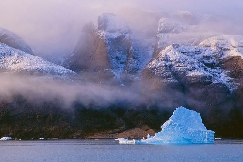 Берега Гренландии