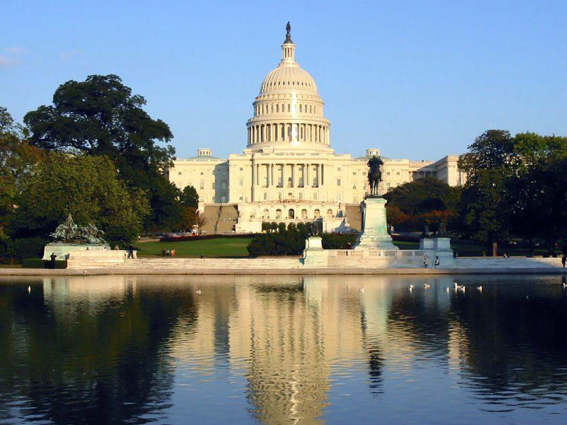 Вашингтон - столица Америки