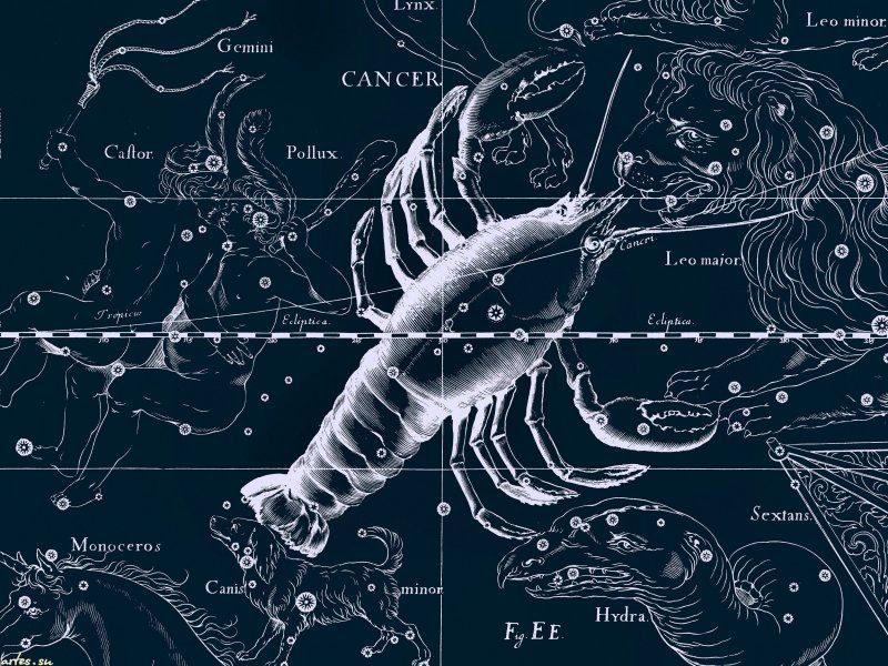 Зодиакальный знак Рак