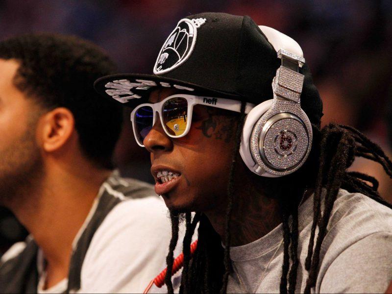 Наушники Beats By Dre с диамантами