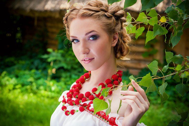 Красивые украинки