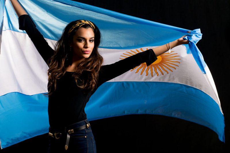 Красотки в Аргентине
