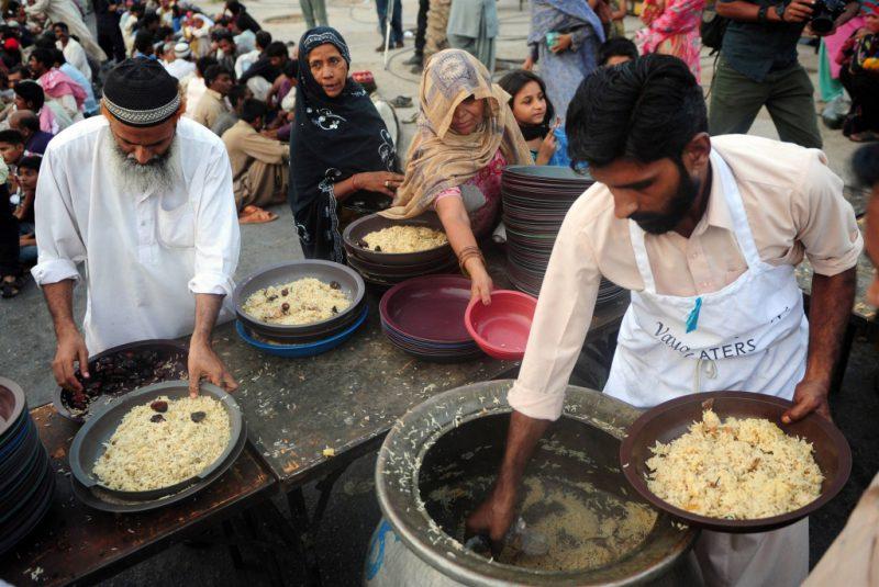 фестиваль мусульманской кулинарии