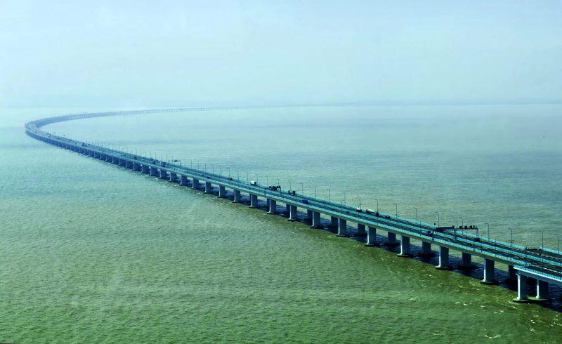 Мост Ханчжоу