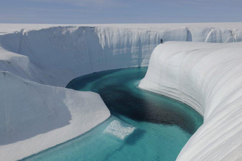 Рельеф Гренландии