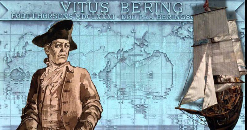 Витус Беринг - исследователь Берингова моря