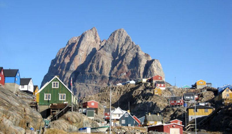 Население Гренландии