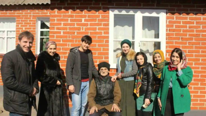 Население Ингушетии