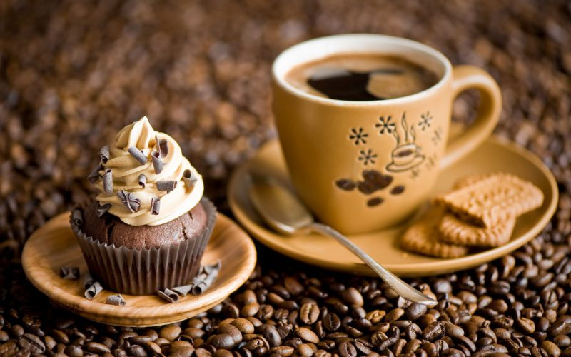 Растворимый кофе хорошо бодрит сутра