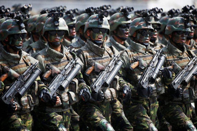 Армия Южной Кореи