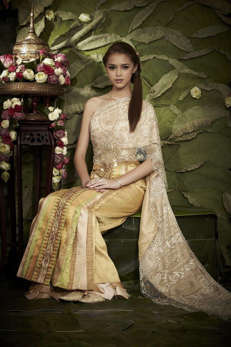 Тайская невеста