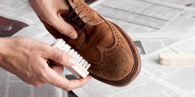обувная щетка