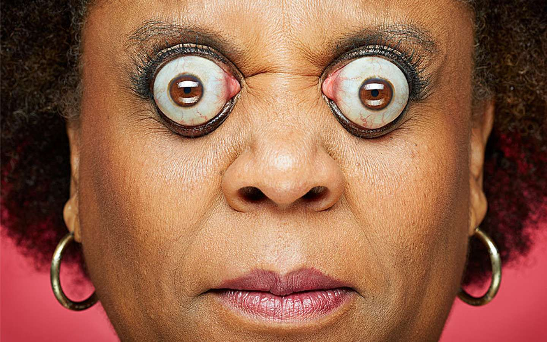 Глаза картинка с приколом