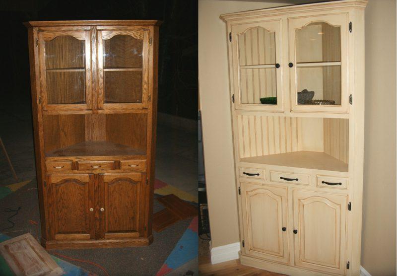 отреставрированная мебель