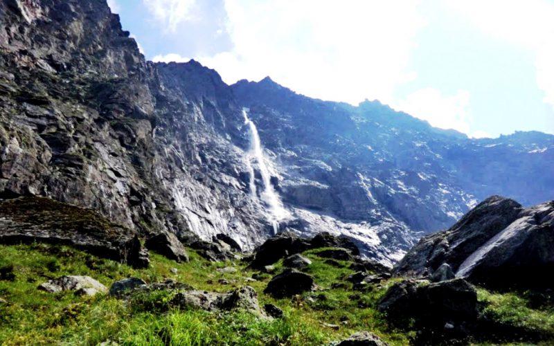 Зейгеланский водопад