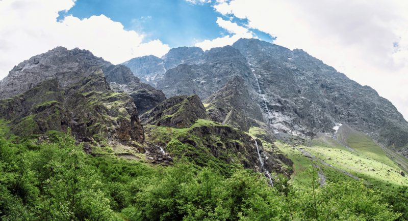 водопад Зейгеланский