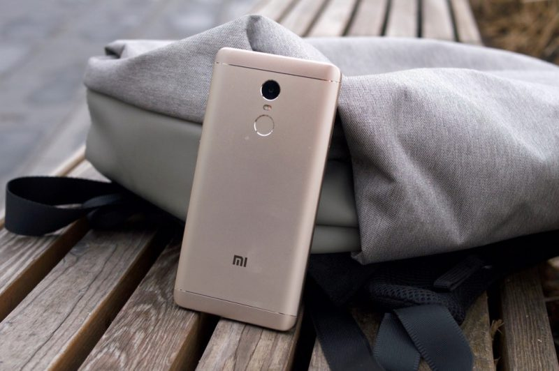 Задняя панель Xiaomi Redmi Note 4X 32Gb