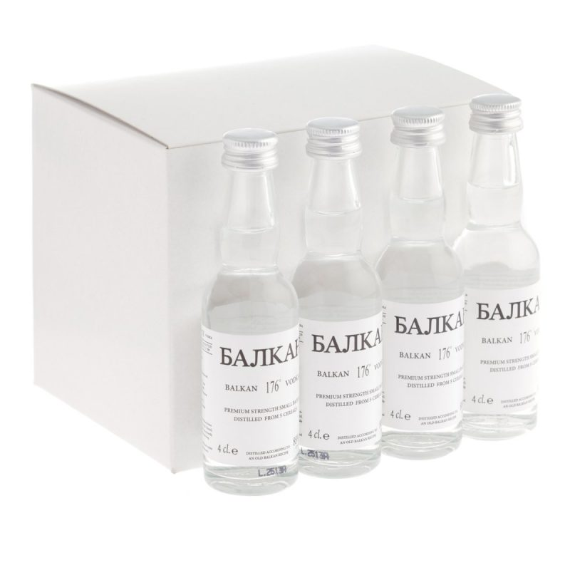 водка Балкан