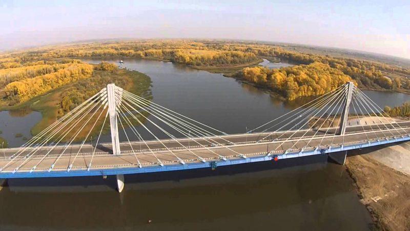 Волга в Самаре
