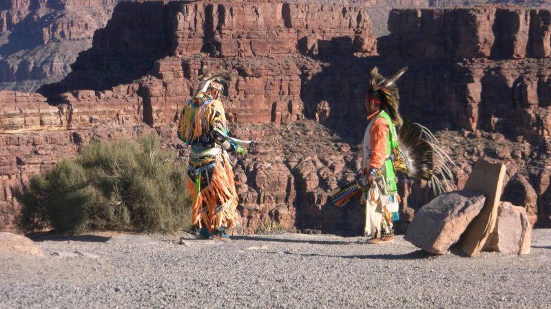 Аборигены медного каньона