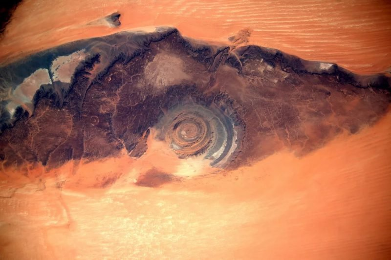 око Сахары