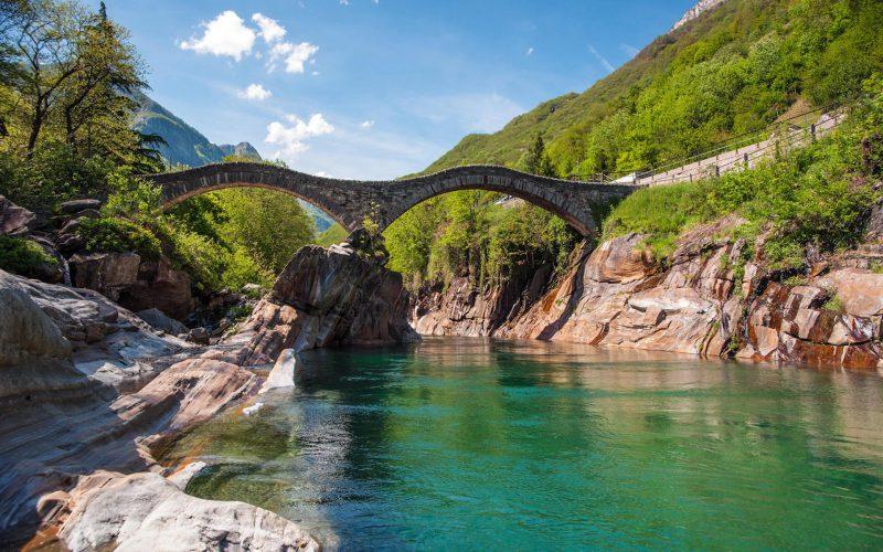 Римский мост на Верзаске