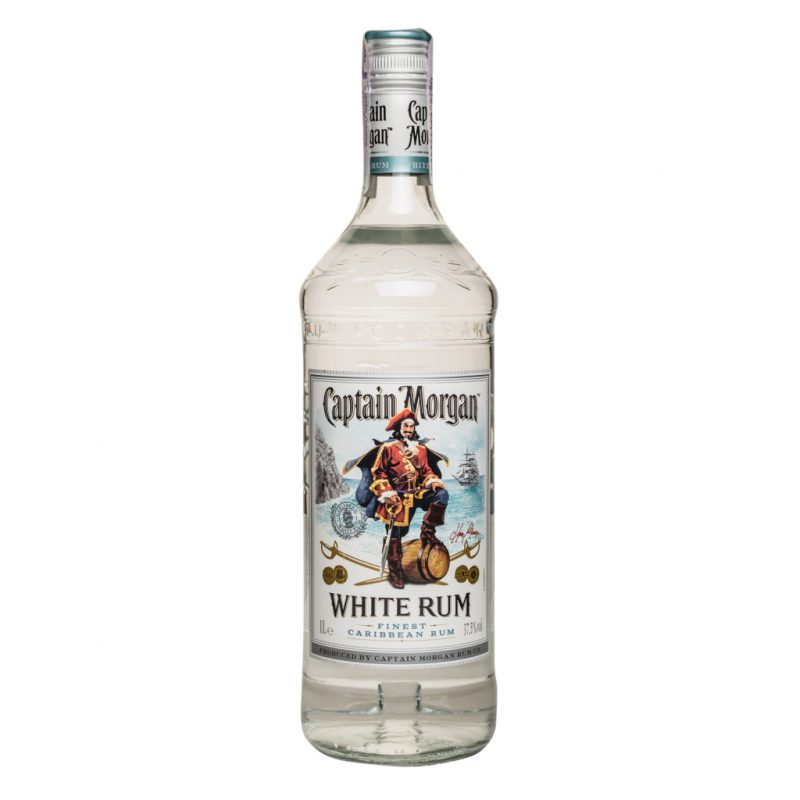 Белый Ямайский ром