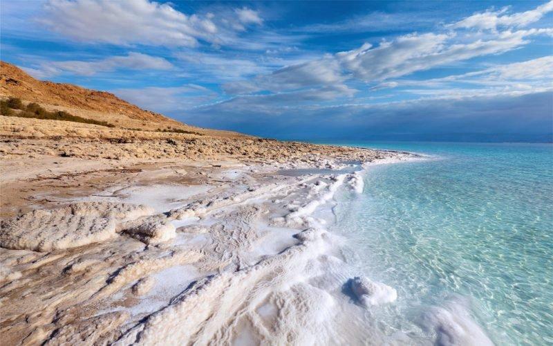 самое соленое море
