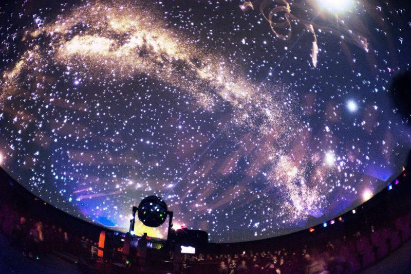 звездное небо планетарий 1