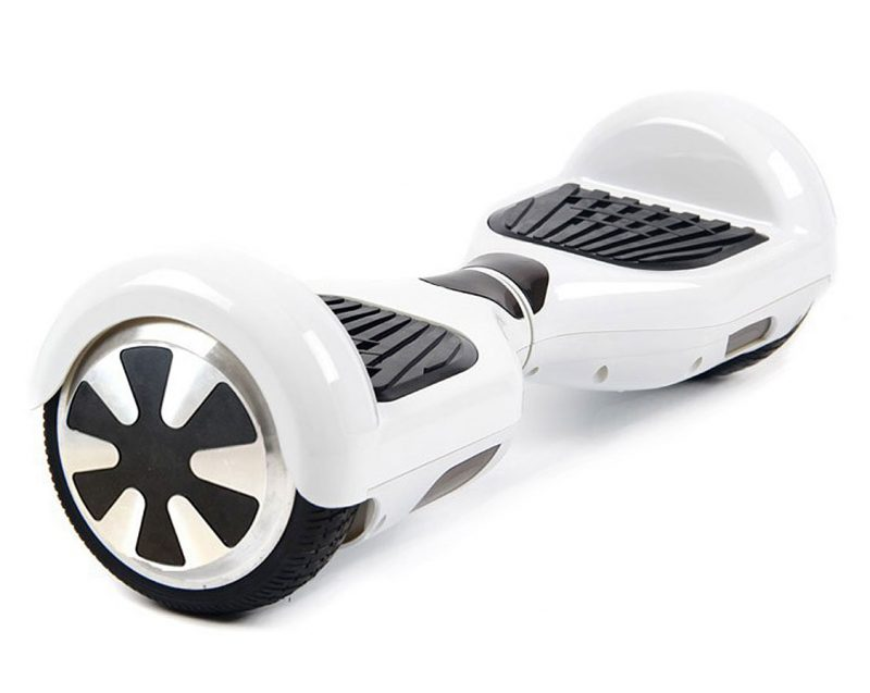 Q3 Bluetooth Hoverboard белый