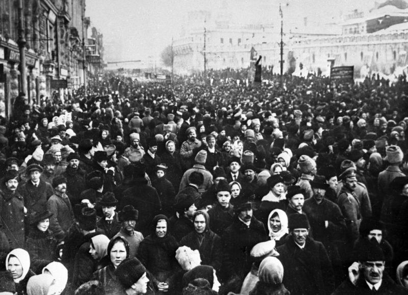 Петроградское восстание 1917