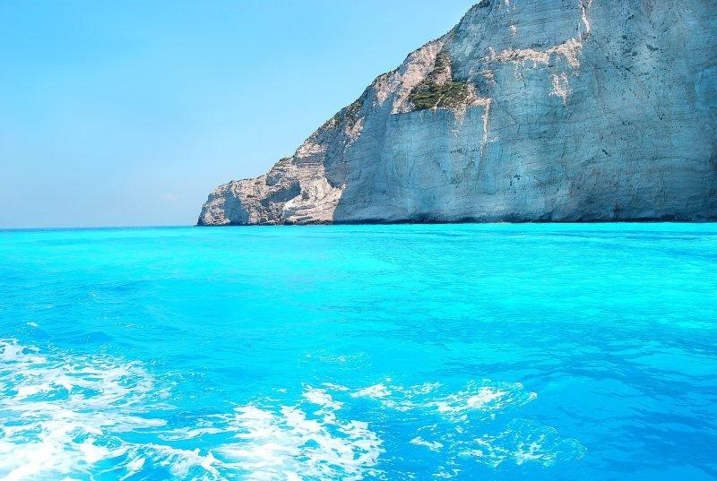 Ионическое море вода