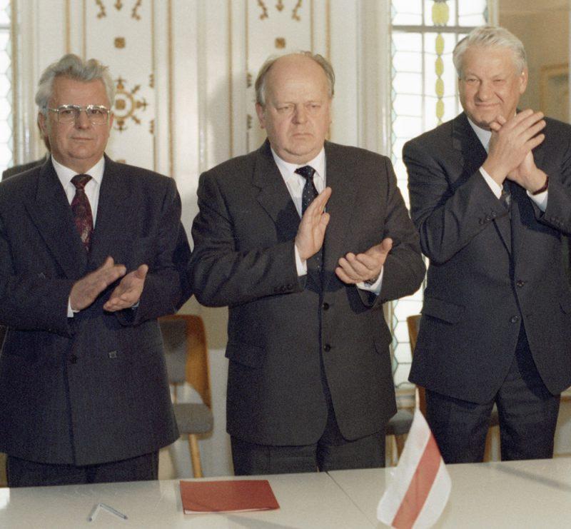 Беловежское соглашение 1991