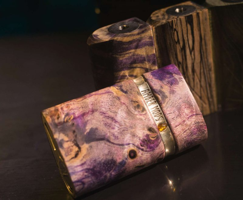 Amber mods Drop Box DNA40