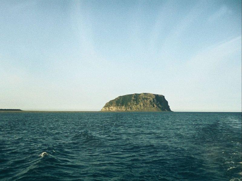Море Лаптевых остров