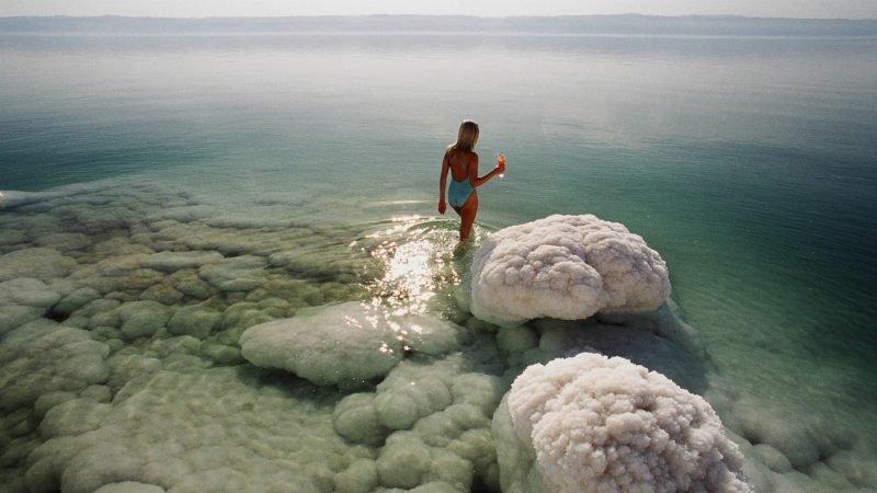 Мертвое море соль