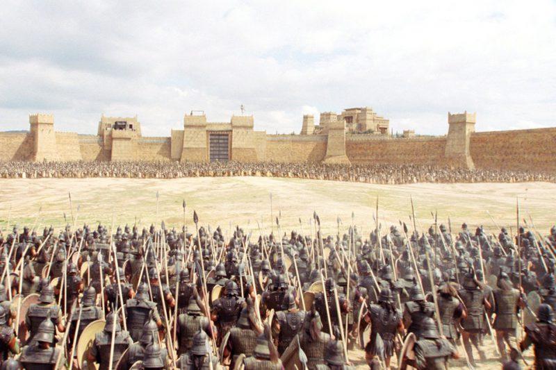 Троянская война – древний международный конфликт