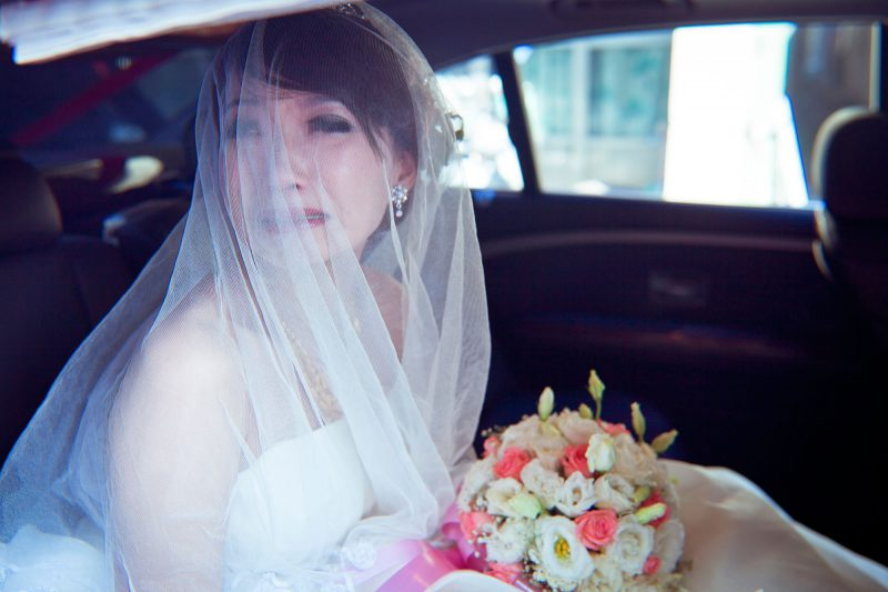 китай плачущая невеста