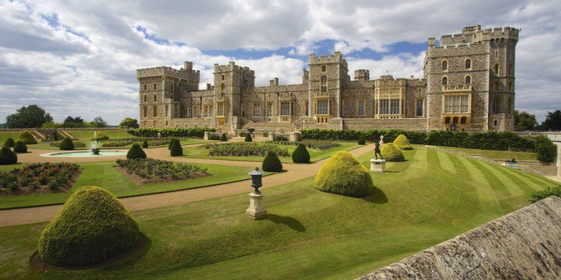 Виндзорский замок Англия